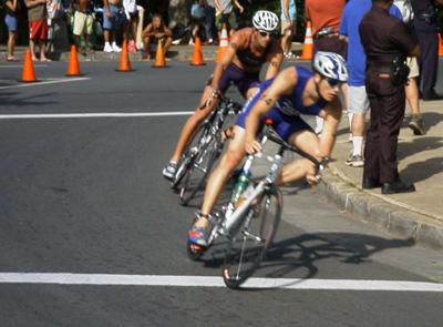 Honolulu Triathlon